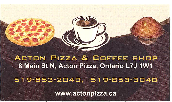 Acton Pizza & Coffee Shop